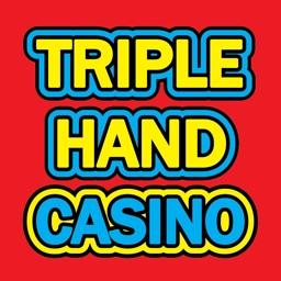 Triple Play Poker - Three Hand Casino Video Poker