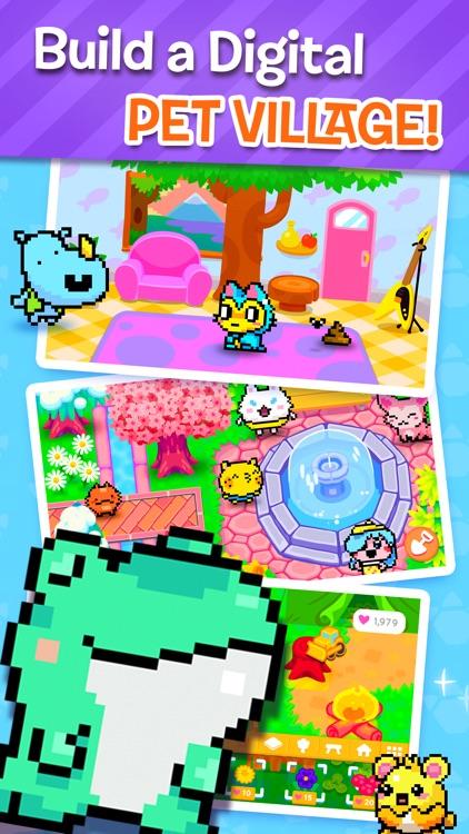 Pakka Pets Village - Build a Cute Virtual Pet Town
