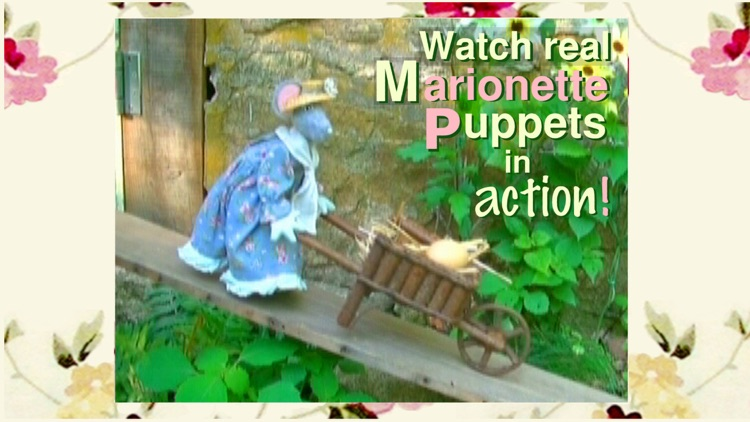 A Tale of Two Mice - Marionette Puppet Show screenshot-3