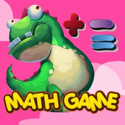 Dinosaur fast math games for 1st grade homeschool