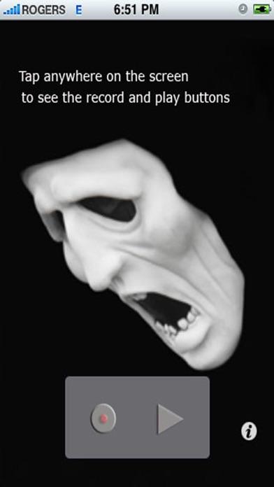 Scary Voice Changer (Recorder)のおすすめ画像4