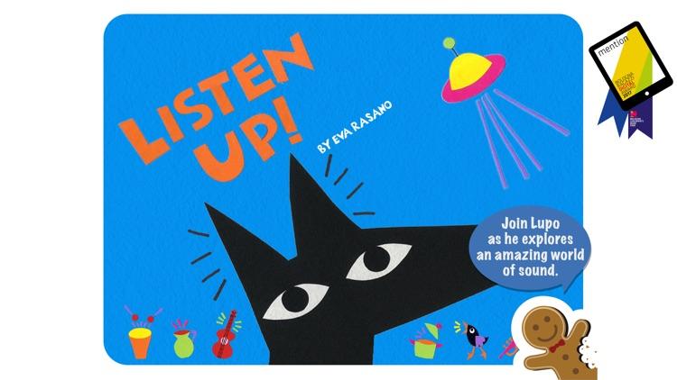 Listen Up! - Explore An Amazing World of Sound