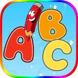 ABC Paint the Alphabet