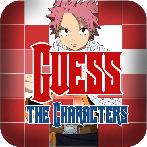 Guess Anime - Quiz game for Fairy Tail Anime Characters