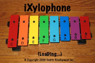 iXylophone - 年齢に関係なく子供達のために木琴を奏でましょう。のおすすめ画像1