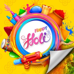 Holi Wallpapers - Festival of Colors Backgrounds