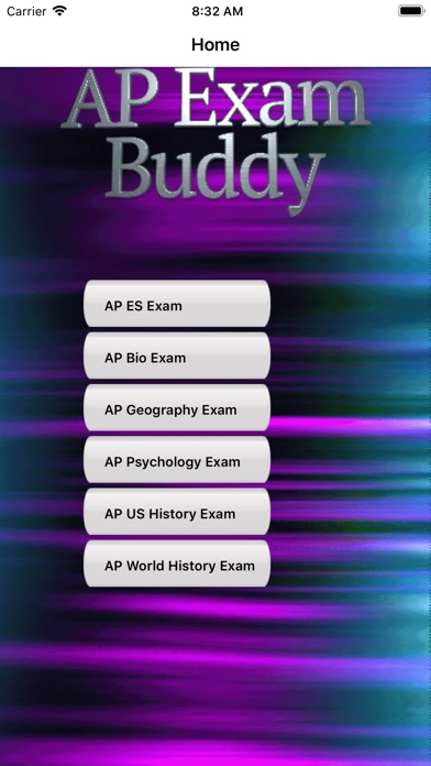 AP Exam Prep 2020 screenshot 1