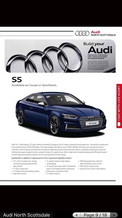 Audi North Scottsdale By BlueToad Inc IOS United States - Audi north scottsdale service