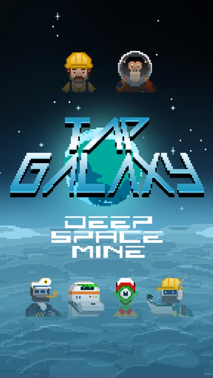 Tap Galaxy – Deep Space Mine screenshot-4