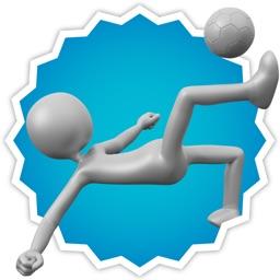 3D Guy Sticker Pack 1