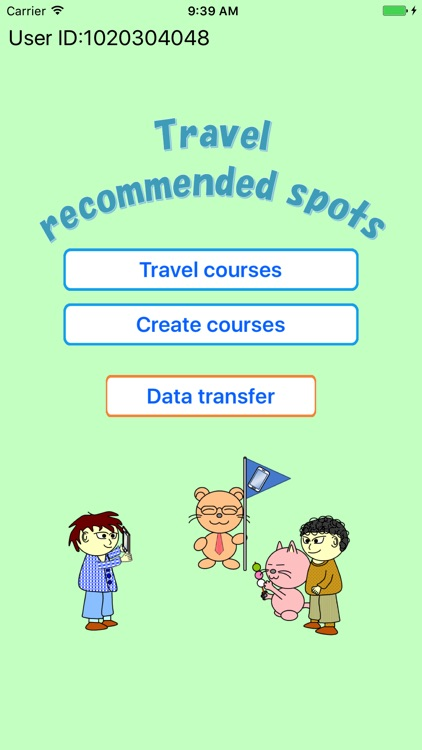 Travel recommended spots