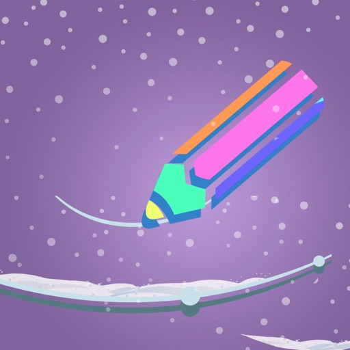 Vivid Paint for physics, snow, entertainment