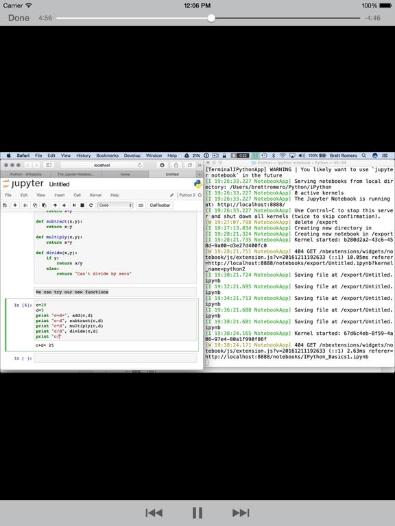 Learning iPython screenshot 7