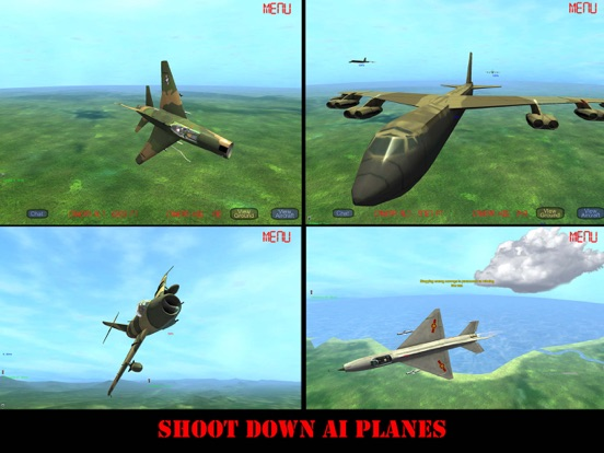 Screenshot #3 for Gunship III - Flight Simulator - STRIKE PACKAGE