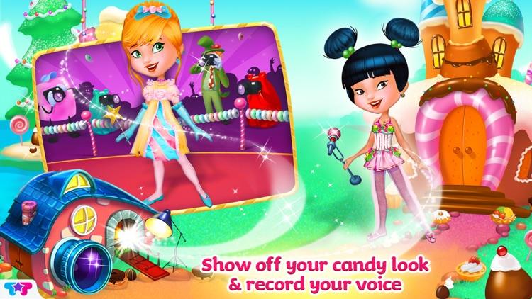 Candy Girl Resort: Sweet Spa & Fashion Designer screenshot-4