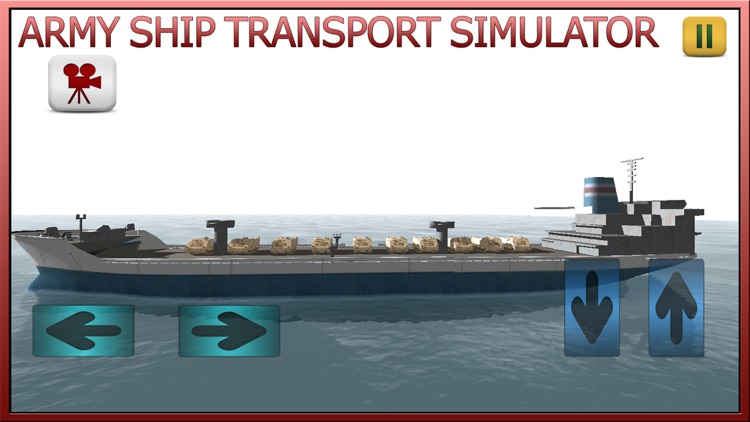 Army Ship Transport & Boat Parking Simulator Game