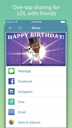 b088203413d5 Birthday Cards - Happy Birthday Greetings   Frames on the App Store