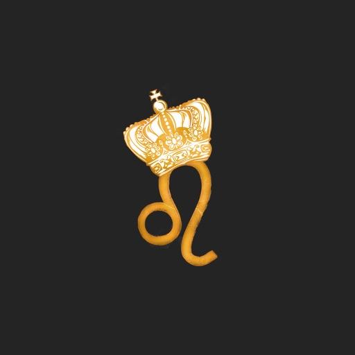 The Leo King: Video Horoscopes/Astrology Lifestyle application logo
