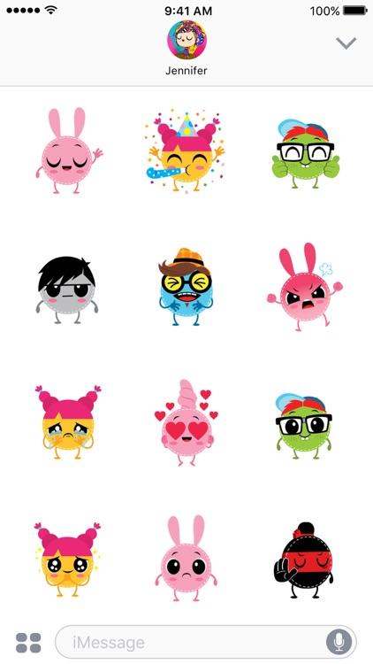 Danchoo - Animated stickers
