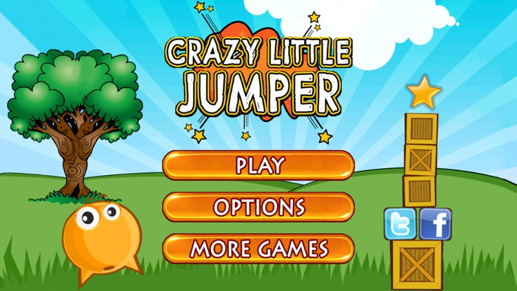 Crazy Little Jumper Platformer screenshot-3