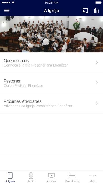 Igreja Presbiteriana Ebenézer screenshot 1