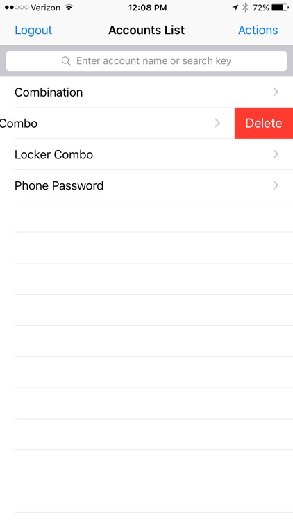 Simple Password Protector Lite screenshot-3