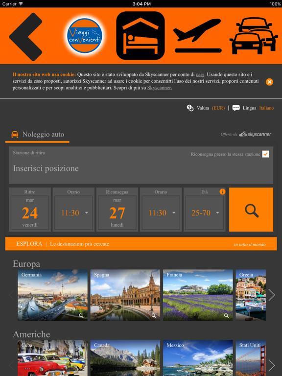 Viaggi Convenienti screenshot 6