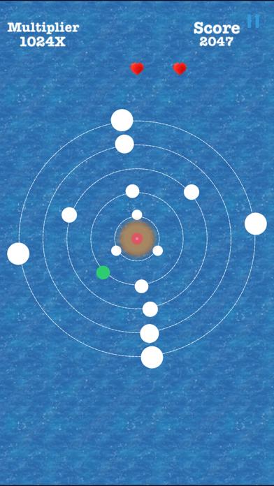 Circle Maze Shooting Game - bounce ball to escape!
