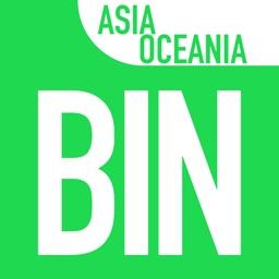 BIN - For Asia