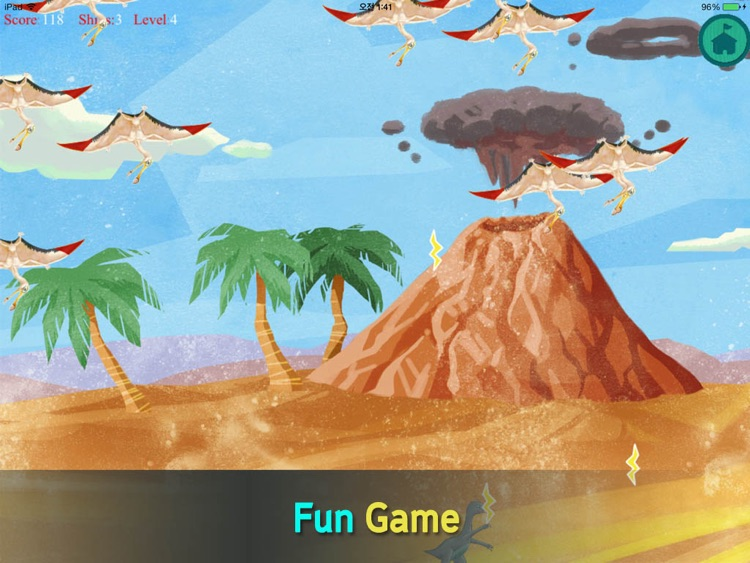 The Series 2 of the Dinosaur  with baby dino Coco screenshot-4