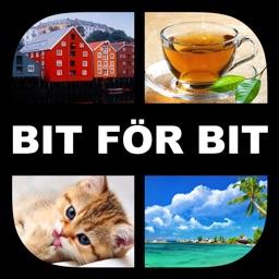 Bit för bit - Guess the pic på svenska