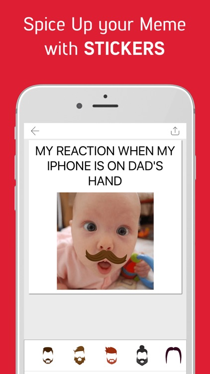 Meme Creator + Make Caption Generator - Meme Maker screenshot-3
