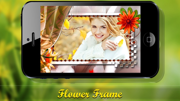 Flower frames – Photo Frames, Pic effects editor screenshot-4