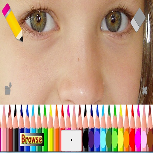 Family Photo Editor - Draws On Photos