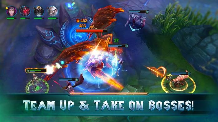 MOBA Legends Screenshot