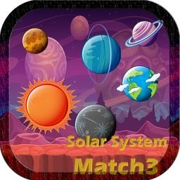 Solar System Match 3 Games