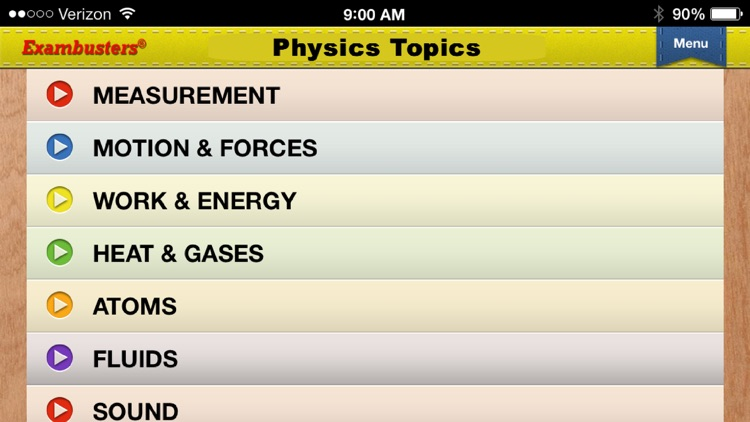 AP Physics 1 & 2 Flashcards Exambusters