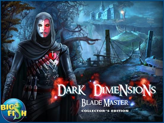 Dark Dimensions: Blade Master HD - Hidden Object screenshot 5