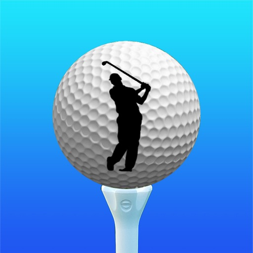 Golf GPS Range Finder Scorecard & Course Locator app logo