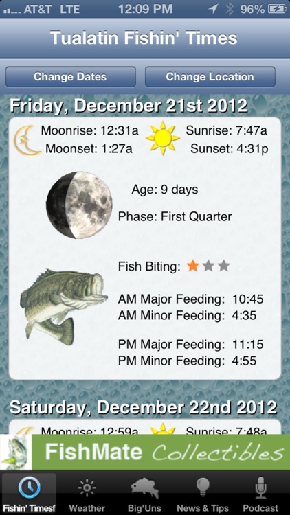 FishMate® screenshot-0