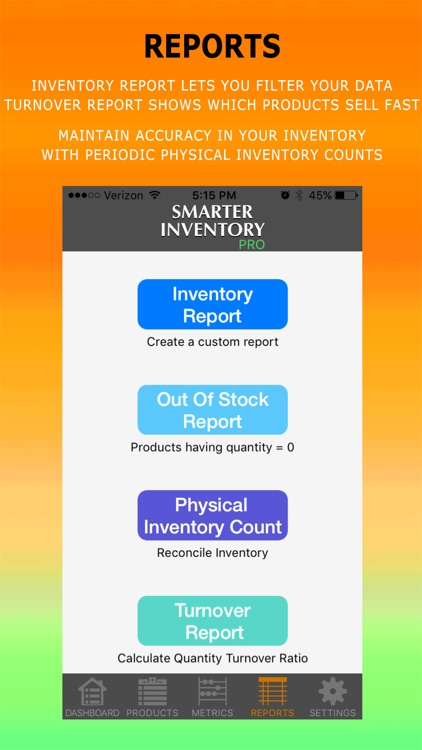 Smarter Inventory: Manage Products, Goods & Assets screenshot-3