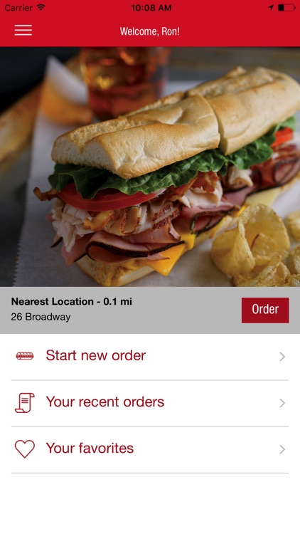 Newk's Eatery Ordering screenshot-3