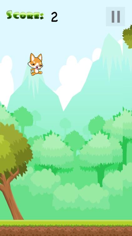 Flappy Dog - Endless Game No wifi screenshot-3