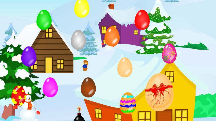 Easter Egg Attack screenshot-3