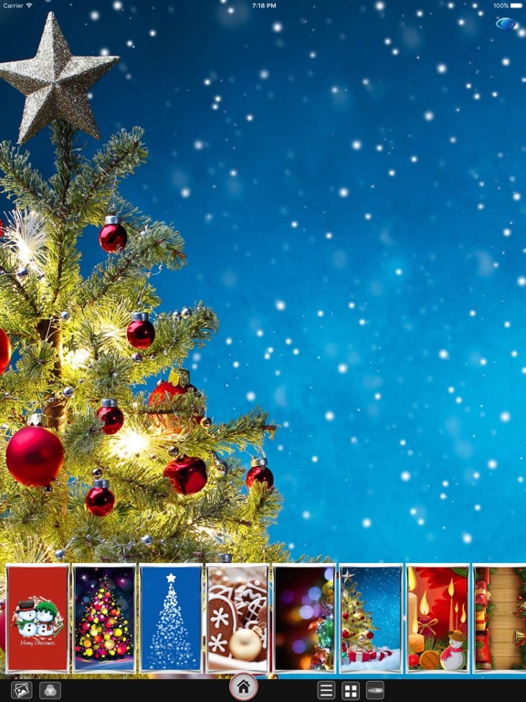 christmas wallpaper background themes app price drops