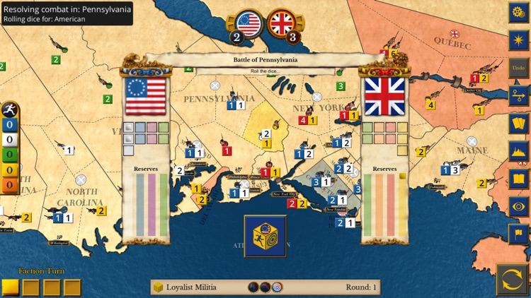 1775: Rebellion screenshot-1