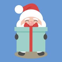 Happy Santa Clause