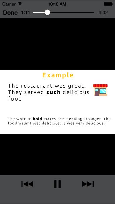 English Language screenshot 5
