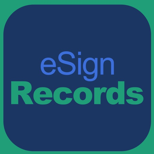 eSignRecords 2016