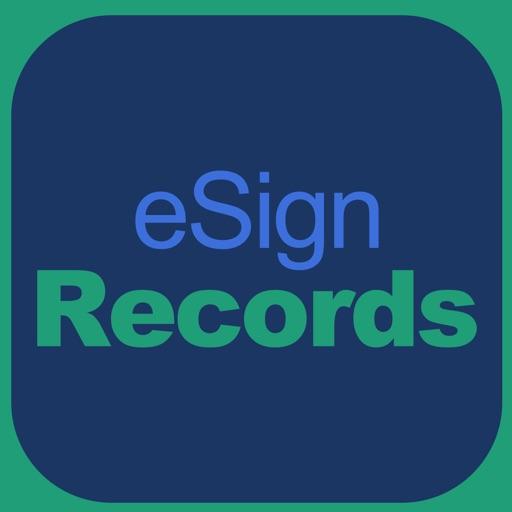 eSignRecords 2016 icon